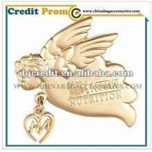 2012 hottest metal badge/pin badge/badge pin