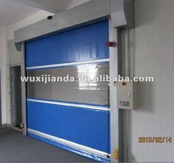 cool room/chiller high speed roll up door/gate