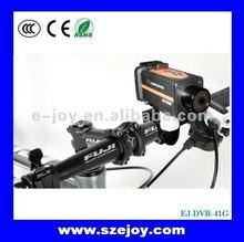 HD Outdoor Helmet Sport 1080p Action Camera Underwater Webcam EJ-DVR-41G
