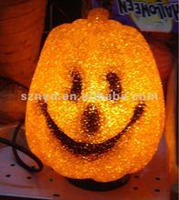 plastic pumpkin for Halloween celebration,Halloween decoration of pumpkins