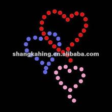 2012 fashion eco-friendly diamond/crystal body Tattoo Sticker