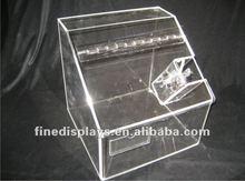 Escaninho acrílico dos doces candy dispenser recipiente dos doces ( fd - um - 301 )