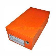 2012 cardboard shoe box wholesale