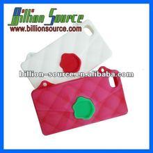 Wholesale ice cream case for iphone 4 cute design