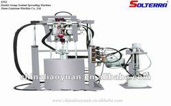Double Group Sealant Spreading Machine