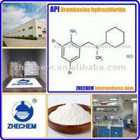 API Bromhexine hydrochloride 611-75-6
