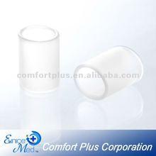 Silicone toe tube protector footcare