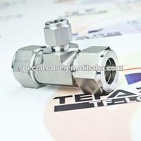 Stainless Steel Instrumentation tube fitting