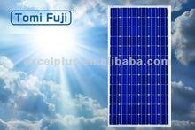 Photovoltaic 36V 200 watt Monocrystalline solar panels