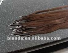 wholesale micro nano tip virgin european hair extension