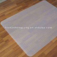plastic sheet chair mat