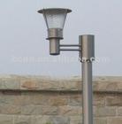 G-9074-1/1L-H2440 Stainless steel garden lamp/street lighting fixture