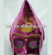 fashion halloween carnival christmas purpl full head italian masks rejuvenation face mask