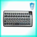 Para android teléfono celular xa-63 teclado inalámbrico bluetooth usb mini teclado