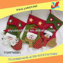 New Design!penguin/Santa Claus/snowman Christmas stocking