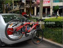 car mountain bike rack/outdoor metal bicycle racks/car luggage racks