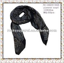 2012 fashion trend designer scarf wholesale china