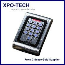 Keypad RFID door access controller with IP68 waterproof