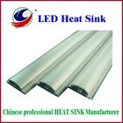 Aluminum heatsink LED