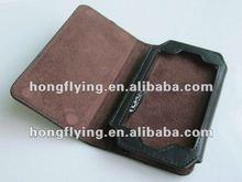 Folio leather case for Galaxy Note i9220 Crocodile Case for Samsung i9220