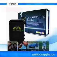HOTTEST!!! Mini car gps tracker GPRS & GSM gps tracker