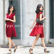 New Fashion Women's Ladies Summer Sleeveless Long Evening Dress