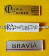 sell all kinds metal namplate as your request