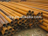 plastic coated gas seamless steel pipe