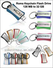 8GB KEYCHAIN PLASTIC PEN DRIVE USB 2.0 Flash Memory Stick Jump Drive 2g 2gb