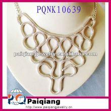 costume jewelry collar 2013 handmade long chain necklace