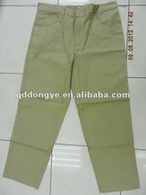 Mens workwear trousers