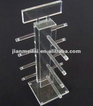 clear acrylic eyeglasses display