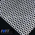 aa 1050 de aluminio metal perforado hoja de pantalla