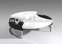 antique round coffee table design XML8019