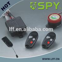 Hot sell Economical LM208T6 CDI anti-Hijacking motorcycle alarm, One way motorcycle alarm