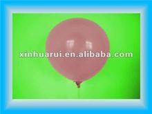 2012 hot sale wedding decoration round latex free balloon