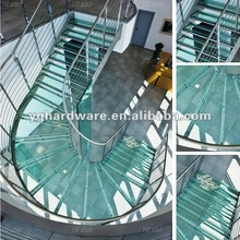 Glass spiral staircase9004-39