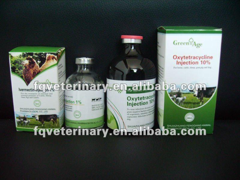 Doxiciclina solução oral 10% uso veterinário