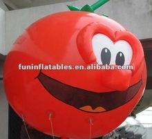 Big strawberry helium balloon for sale!