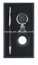 Gift Set Ball Pen With Key Ring