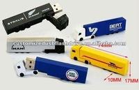 Long Truck USB Stick,USB Disk 1GB/2GB/4GB/8GB/16GB/32GB