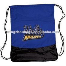 Nylon 420D and Mesh Drawstring Bags