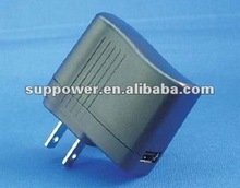 PA1008 USA plug 12V ac adapter output 12v 0.1a