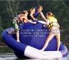 2012 Best seller crazy funny outdoor commercial grade vinyl tarpaulin inflatable water planet