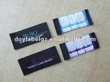 High profitable woven labels