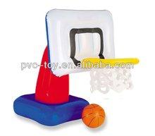 portable basketball stand for pool kid