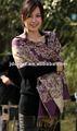 barata ropa popular islámica abaya, venta al por mayor de bufandas (JDC-151_0636#)
