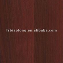 PVC wood grain decorative lamination sheet