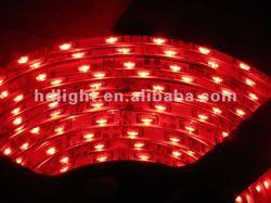 LED Strip light SMD 12V 500LEDS 5m/roll Red color 5MM Wide IP65 wide board