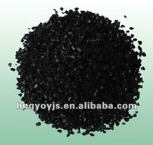 refined Competitive price high effective nut shell activated carbon for tail liquid recycle